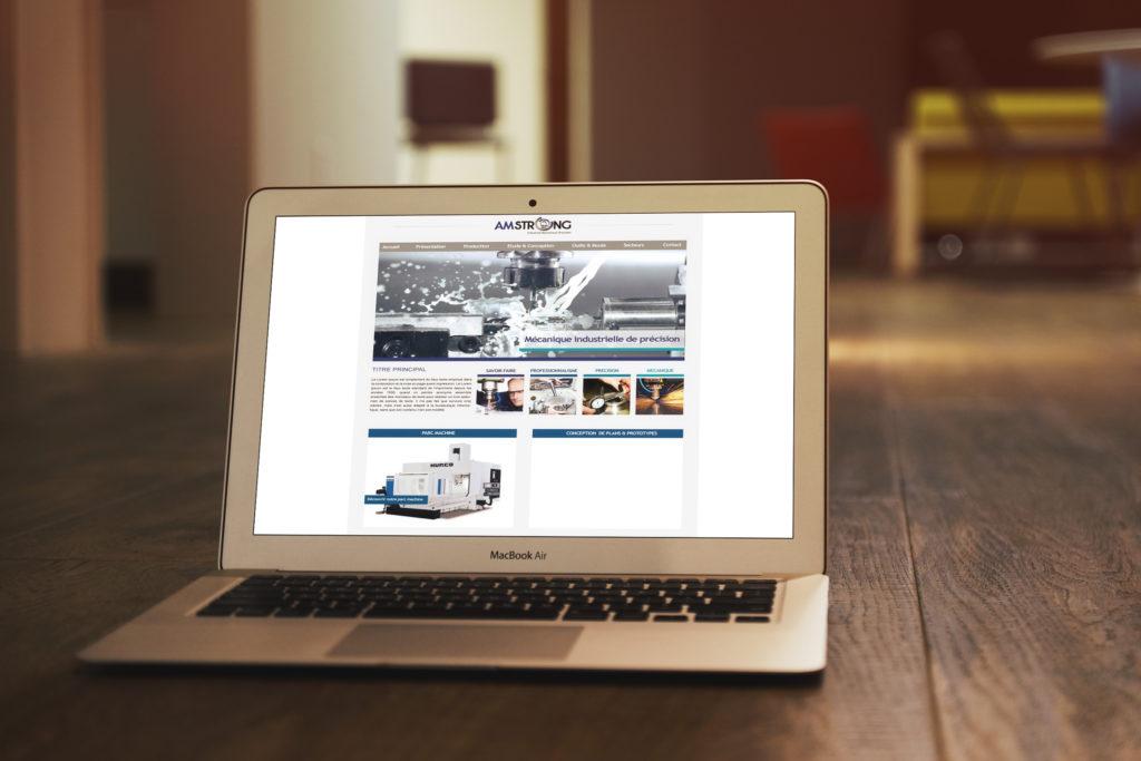 conception site internet 77